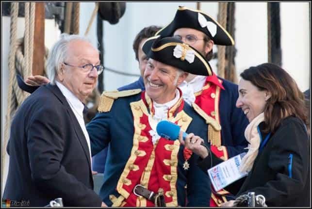 Patrick Herr organise sa dernière édition de l'armada.