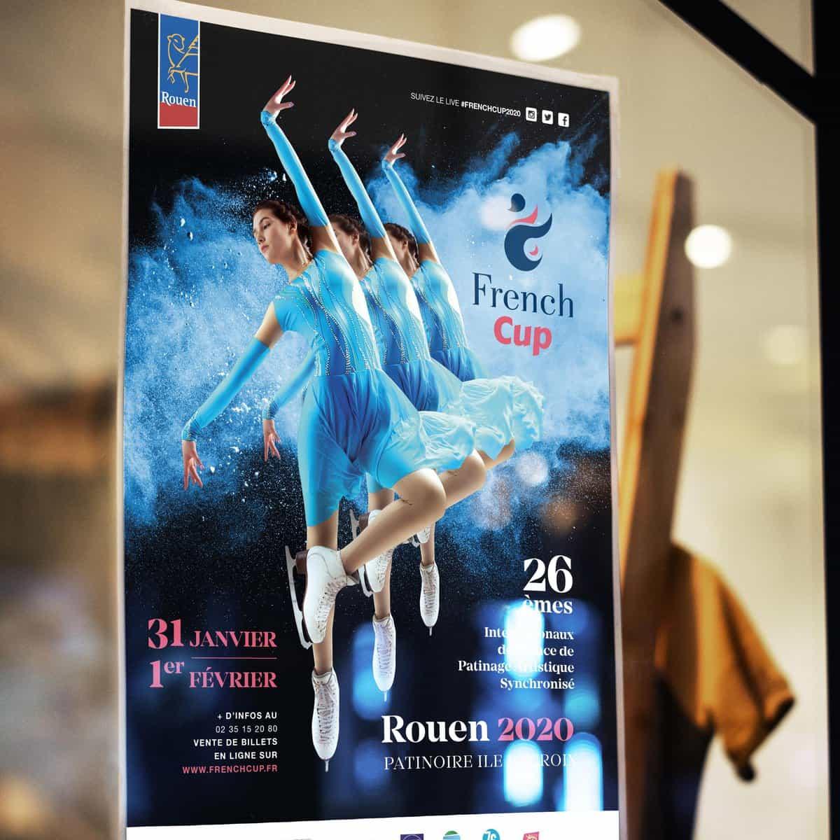 La french cup 2020 de retour à Rouen !