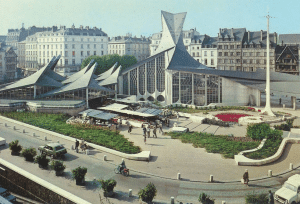 Plus belle places de Rouen